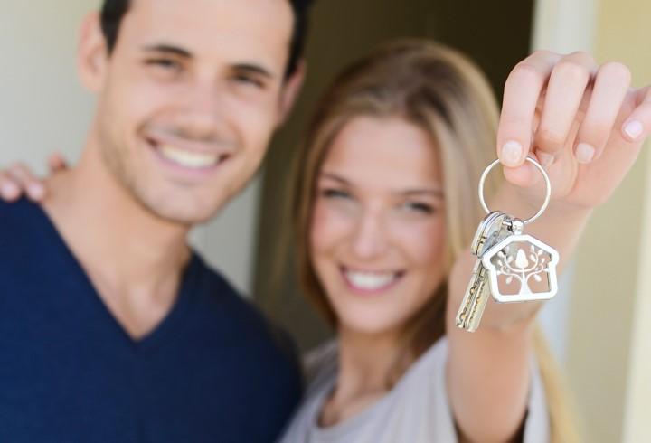 Buy property