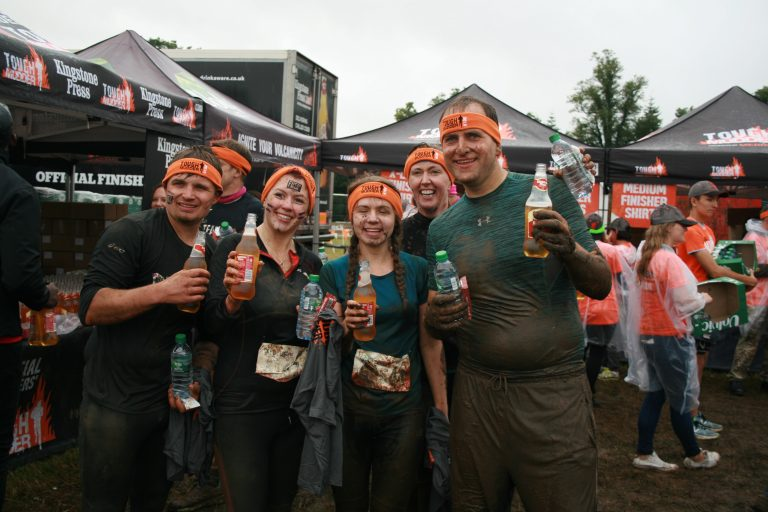 Review of 2016 and the Tough Mudder