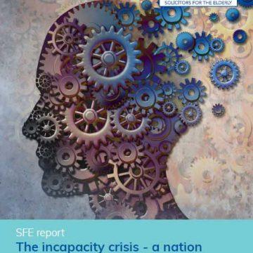 the incapacity crisis