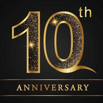 Acorns 10th Anniversary